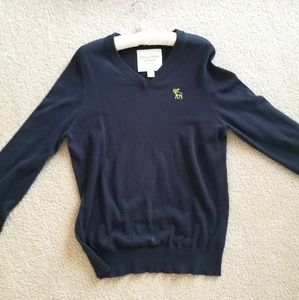 abercrombie and fitch men's sweater M